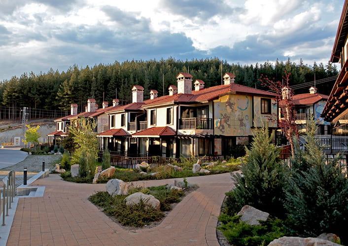 resort 16