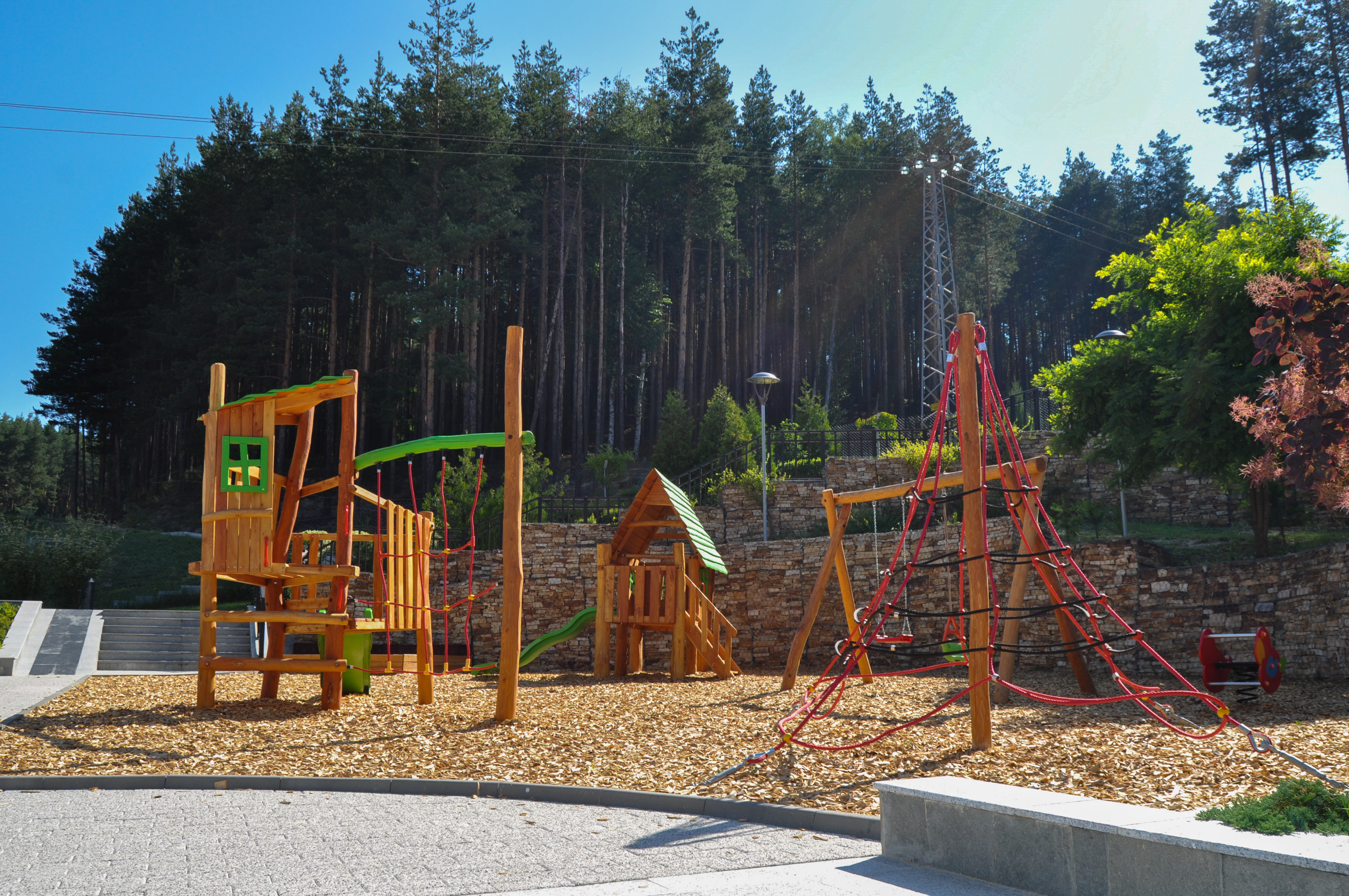 Ruskovets Resort for kids