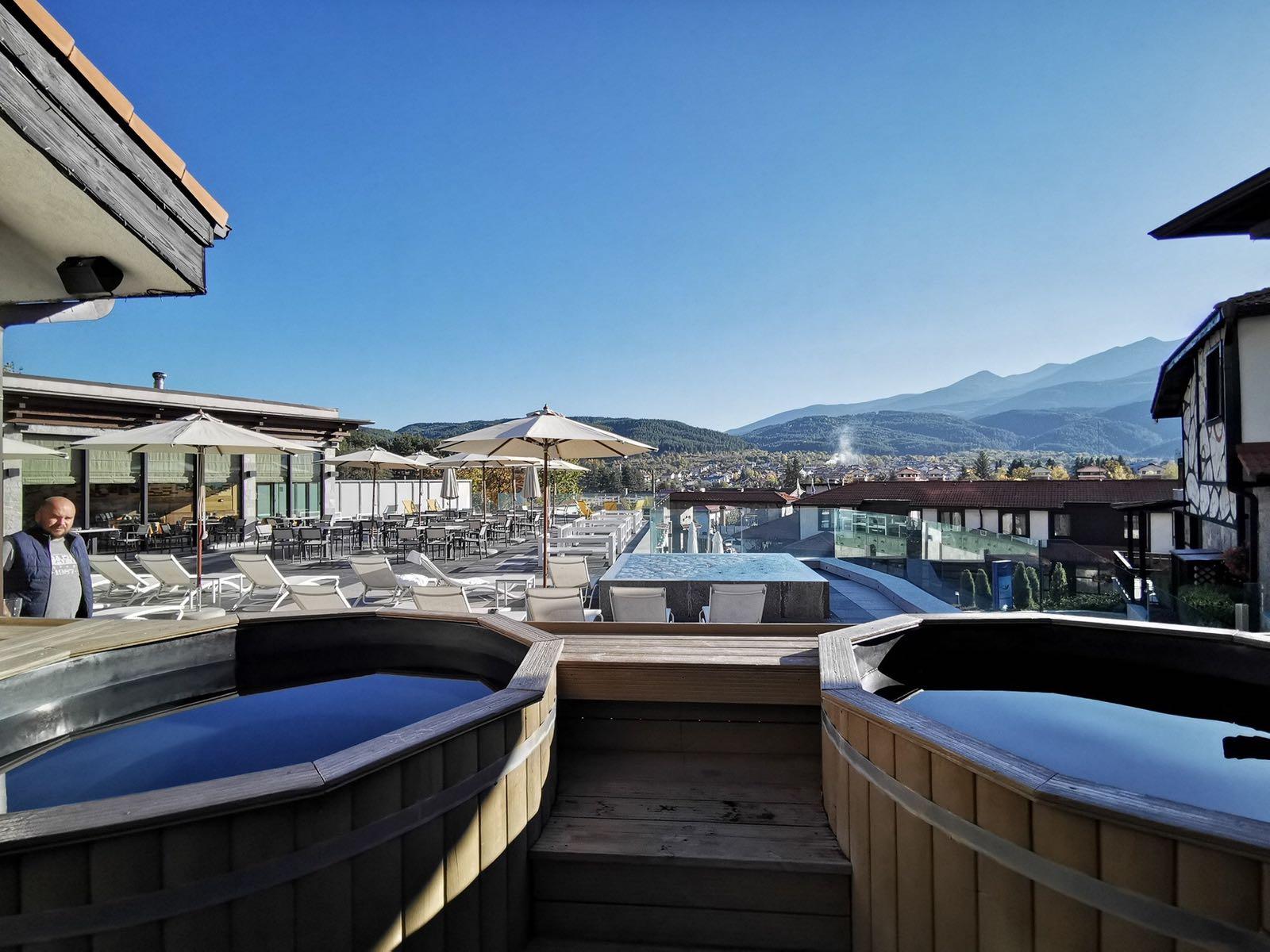 Russian Jacuzzi Resort