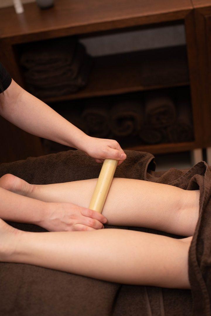 Онсен масаж с бамбук Русковец Резорт