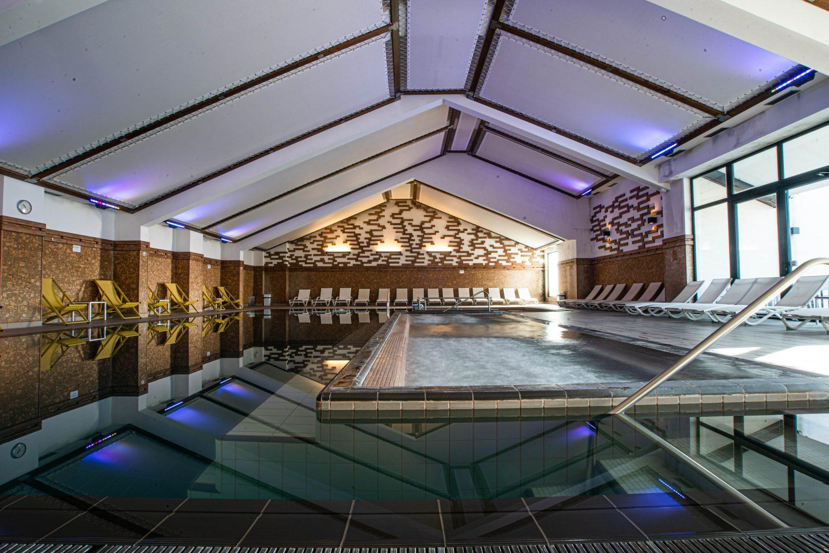 SPA Ruskovets Resort Mineral pool