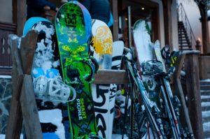 различни видове сноуборд