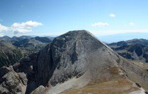 връх вихрен местността кончето