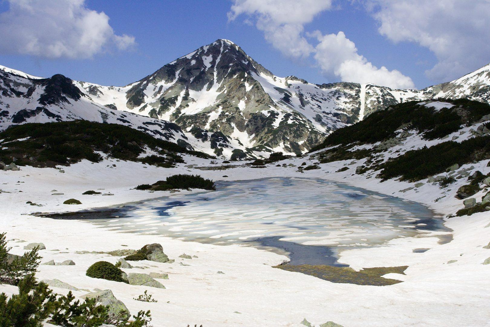 Забешкото езеро - Пирин