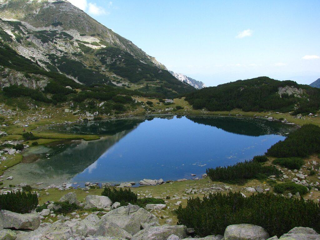 Муратово езеро - Пирин
