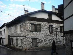 стара къща в Банско