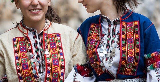 фолкорните области в българия