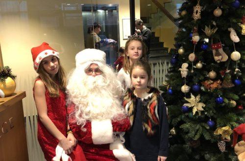 С деца в Русковец Резорт