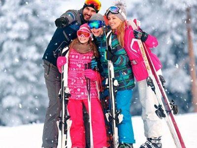 зимна спа и ски ваканция