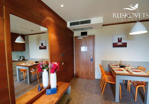 Living area Junior app. Ruskovets