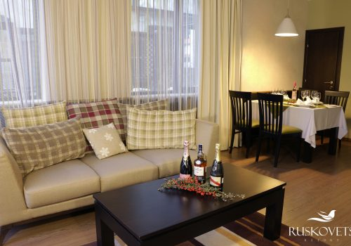 Living area Villa Family Comfort_Ruskovets9