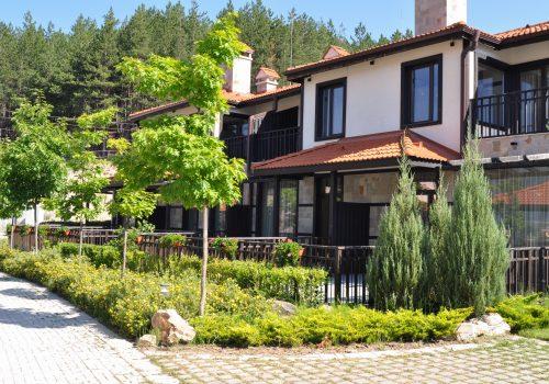 Ruskovets resort new villas