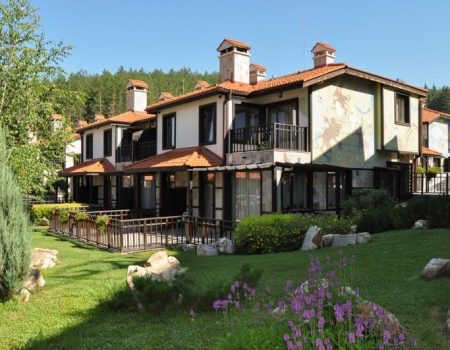 Ruskovets Resort Villa new