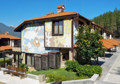 Ruskovets Resort villas 5