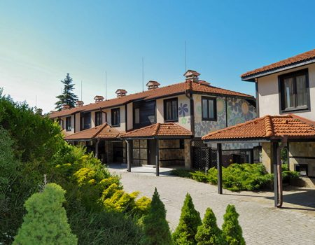 Ruskovets resort villas 7