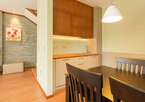 Villa Comfort Family_kitchen area
